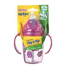 Supplier of Nuby Tritan Flip N' Sip
