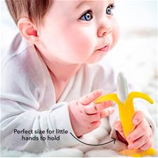 Supplier of Nuby Twin Pack Corn And Banana Teether