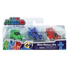 Supplier of PJ Masks Night Time Micros Hero Vehicle 3pk