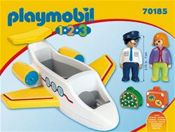 Supplier of Playmobil 1.2.3 Airplane with Passenger
