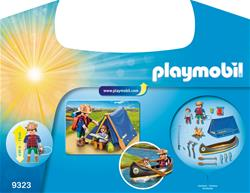 Supplier of Playmobil Camping Carry Case