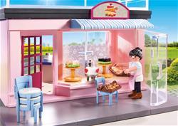 Supplier of Playmobil City Life My Café