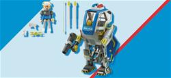 Supplier of Playmobil Galaxy Police Robot