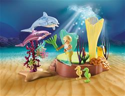 Supplier of Playmobil Magic Mermaid Cove with Lit Dome