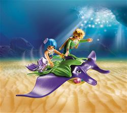 Supplier of Playmobil Magic Pearl Collectors with Manta Ray