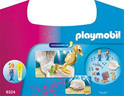 Supplier of Playmobil Mermaid Carry Case