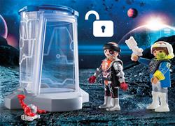 Supplier of Playmobil Super Set Galaxy Police Rangers