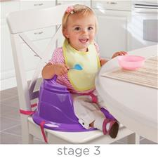 Supplier of Summer Infant 3-Stage Super Seat™ Forest Friends Pink