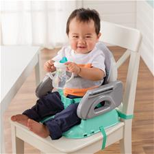 Supplier of Summer Infant Deluxe Comfort Folding Booster Seat Teal