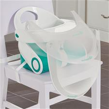 Supplier of Summer Infant Sit N Style Booster Seat Teal/White