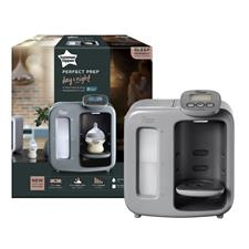 Supplier of Tommee Tippee Closer to Nature Perfect Prep Day and Night Grey