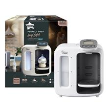 Supplier of Tommee Tippee Closer to Nature Perfect Prep Day and Night White