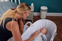 Supplier of Tommee Tippee Sleepee Basket - Classic Grey