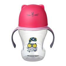 Supplier of Tommee Tippee Soft Sippee Trainer Cup 230ml