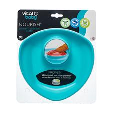 Supplier of Vital Baby NOURISH Power Suction Plate Pop