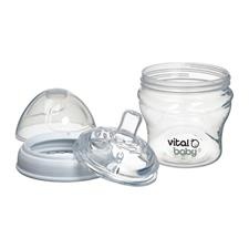 Supplier of Vital Baby NURTURE Breast Like Feeding Bottle 150ml 2Pk