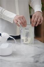 Supplier of Vital Baby NURTURE Easy Pour Breast Milk Storage Bag 30Pk