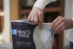 Supplier of Vital Baby NURTURE Microwave Sterilising Bags 5Pk