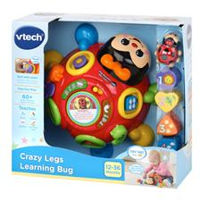 Supplier of Vtech Crazy Legs Learning Bug