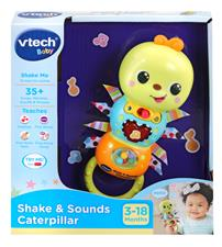 Supplier of Vtech Shake & Sounds Caterpillar