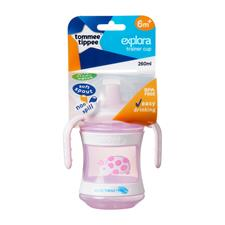 Supplier of Tommee Tippee Discovera Trainer Cup 6m+