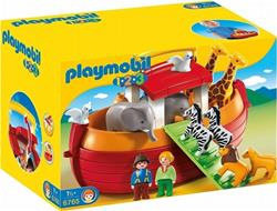 UK wholesaler of Playmobil 1.2.3 My Take Along Noah´s Ark