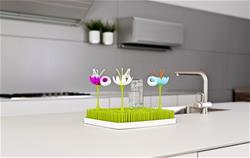 Baby products distributor of Boon GRASS Drying Rack Green