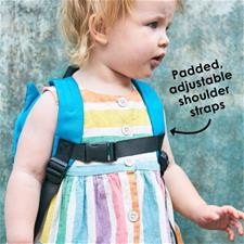 Baby products distributor of Diono Safety Reins & Backpack Owl