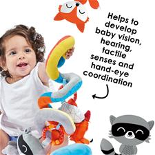 Baby products distributor of Diono Toy Activity Spiral