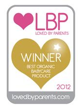 Baby products distributor of Earth Friendly Baby Organic Body Lotion Lavender 250ml