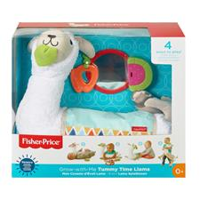 Baby products distributor of Fisher-Price Grow with Me Tummy Time Llama