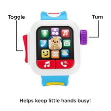 Baby products distributor of Fisher-Price Laugh & Learn Smart Watch