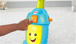 Baby products distributor of Fisher-Price Laugh and Learn Light-up Learning Vacuum