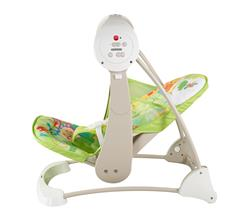 Baby products distributor of Fisher-Price Rainforest Take Along Swing & Seat