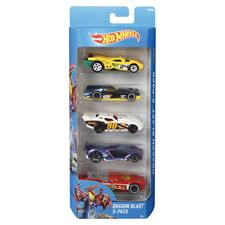 Baby products distributor of Hot Wheels Cars 5Pk