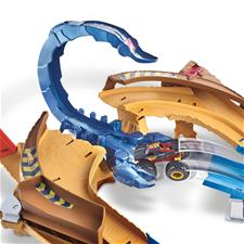 Baby products distributor of Hot Wheels Scorpion Sting Raceway Play Set