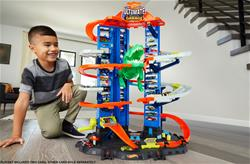 Baby products distributor of Hot Wheels Ultimate Garage