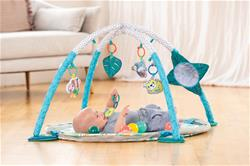 Baby products distributor of Infantino 3-in-1 Jumbo Activity Gym & Ball Pit