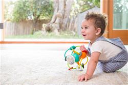 Baby products distributor of Infantino Activity Ball