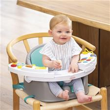 Baby products distributor of Infantino Music & Lights 3-in-1 Discovery Seat & Booster