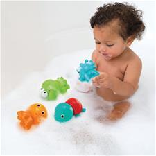 Baby products distributor of Infantino Senso Plug & Squirt Aquarium
