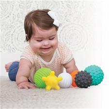Baby products distributor of Infantino Sensory Balls Blocks & Buddies Set