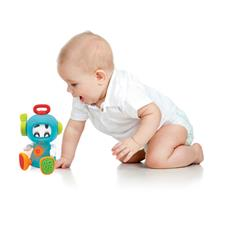 Baby products distributor of Infantino Sensory Elasto Robot