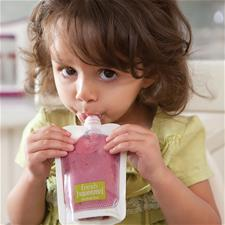 Baby products distributor of Infantino Squeeze station