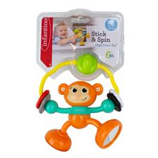 Baby products distributor of Infantino Stick & Spin High Chair Pal