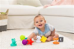 Baby products distributor of Infantino Tub O' Toys
