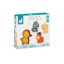 Baby products distributor of Janod Farm Animals Squirters 4Pk