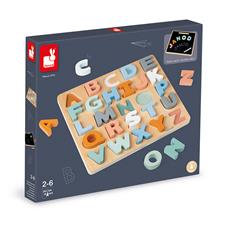 Baby products distributor of Janod Sweet Cocoon Alphabet Puzzle