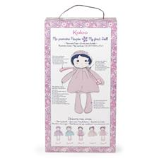Baby products distributor of Kaloo Tendresse Doll Rose Large 32cm