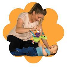 Baby products distributor of Lamaze Flip Flap Dragon
